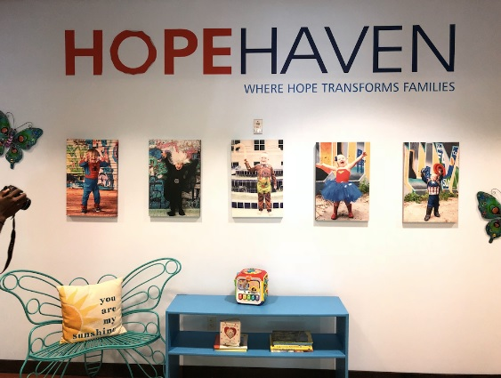 Hope Haven Article
